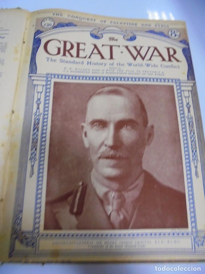 Militaria: THE GREAT WAR. 1919. H.W.WILSON. DEL Nº 229 A Nº 241. HISTORIA DEL CONFLICTO MUNDIAL. VER - Foto 4 - 149320638