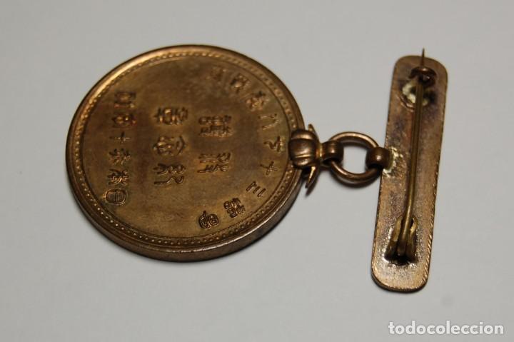 Militaria: MEDALLA DE PLATA DE LA CRUZ ROJA DE JAPON DE LA GUERRA RUSO-JAPONESA DE 1904-1905. - Foto 7 - 150961466