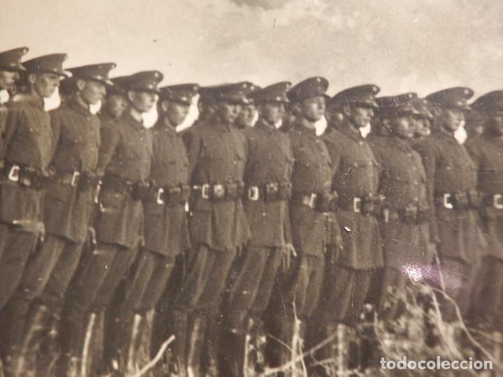 Militaria: Antigua fotografía Primera IWW - 1ª Guerra Mundial - Sin determinar por el momento - 23 x 11 cm. - Foto 3 - 154365738
