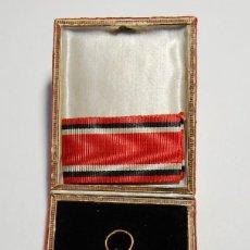 Militaria: RARA MEDALLA AL MERITO DE LA CRUZ ROJA DE 1ª CLASE DE PRUSIA.PRIMERA GUERRA MUNDIAL.. Lote 155654954