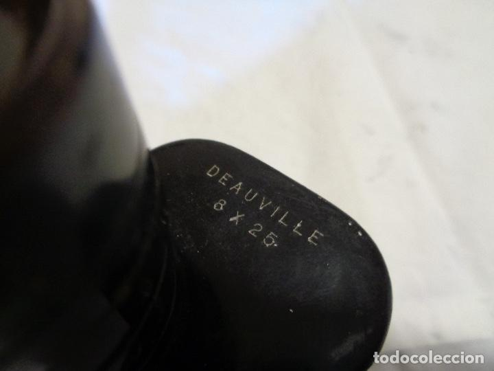 Militaria: prismáticos franceses oficial primera guerra mundial - Foto 4 - 159044102