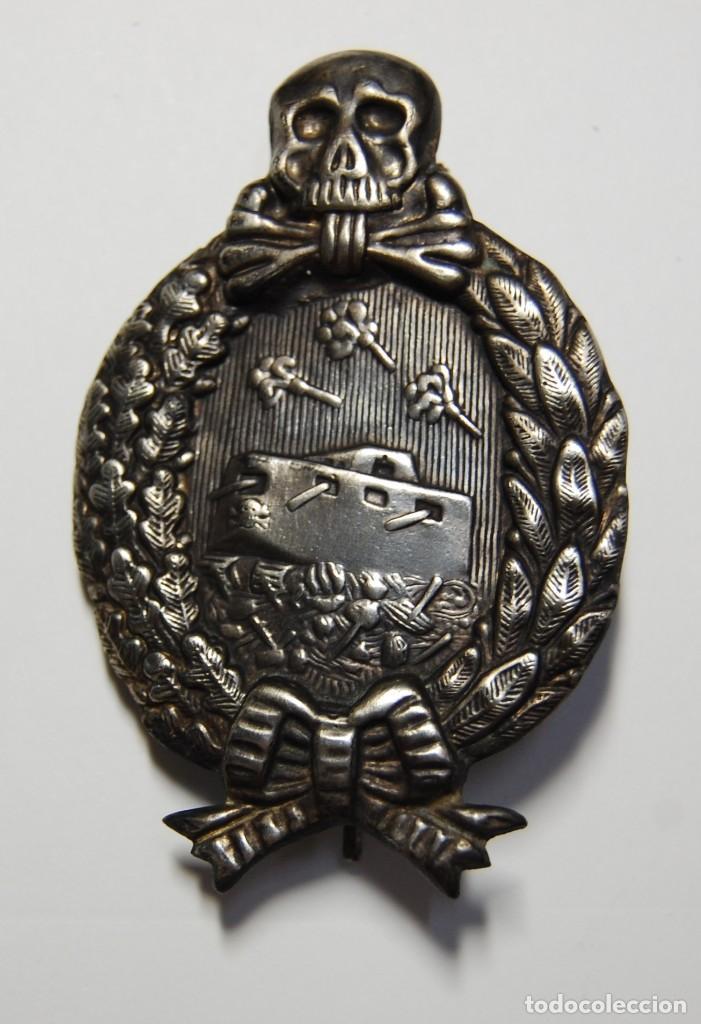 Militaria: PRECIOSA INSIGNIA DE MIEMBRO DE BLINDADOS DE ALEMANIA.PRIMERA GUERRA MUNDIAL. - Foto 3 - 161943686