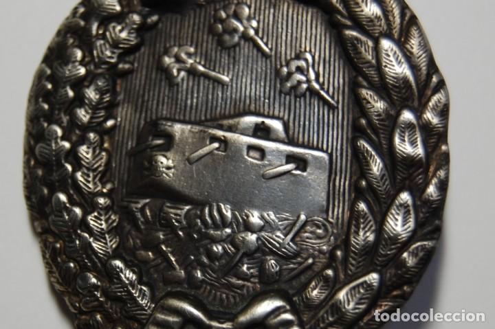 Militaria: PRECIOSA INSIGNIA DE MIEMBRO DE BLINDADOS DE ALEMANIA.PRIMERA GUERRA MUNDIAL. - Foto 5 - 161943686