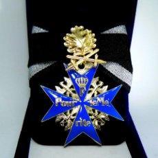 Militaria: POUR LE MÉRITE.BLAUER MAX,MEDALLA. Lote 193856767