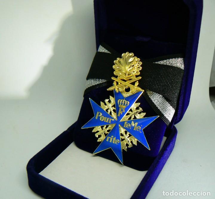 Militaria: Pour le Mérite.Blauer Max,medalla - Foto 3 - 193856767