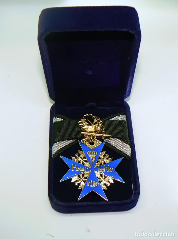 Militaria: Pour le Mérite.Blauer Max,medalla - Foto 5 - 193856767