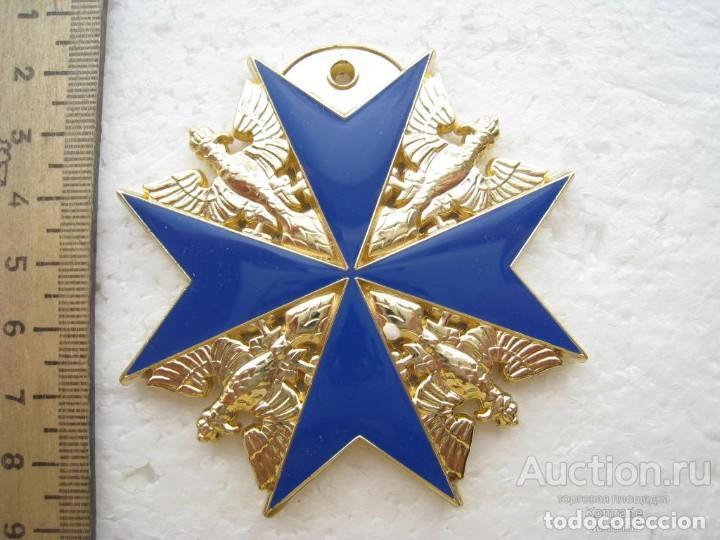 Militaria: Pour le Mérite.Blauer Max,medalla - Foto 6 - 193856767