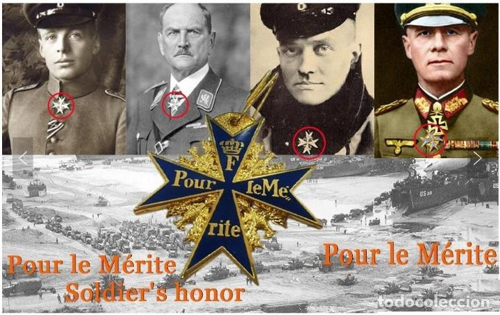 Militaria: Pour le Mérite.Blauer Max,medalla - Foto 8 - 193856767