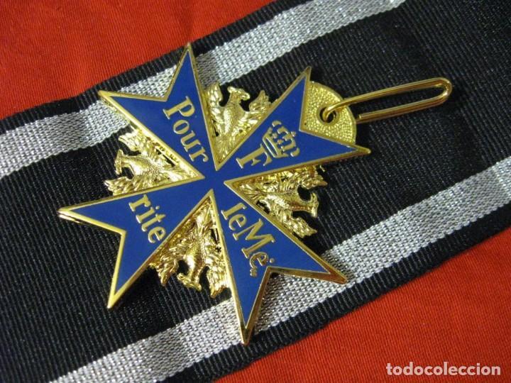 Militaria: Pour le Mérite.Blauer Max,medalla - Foto 9 - 193856767