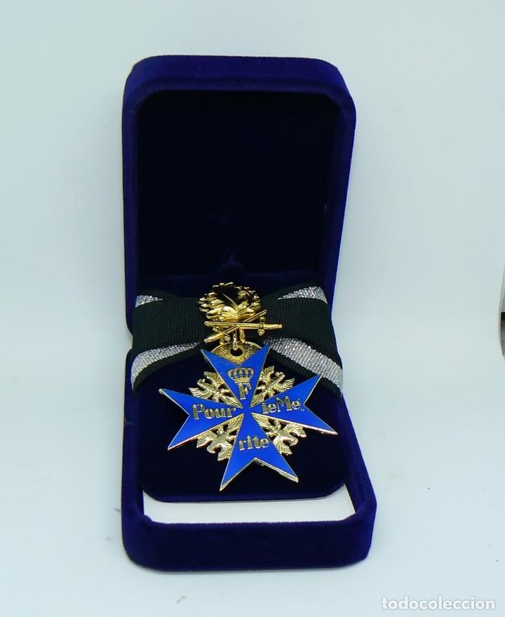 Militaria: Pour le Mérite.Blauer Max,medalla - Foto 10 - 193856767