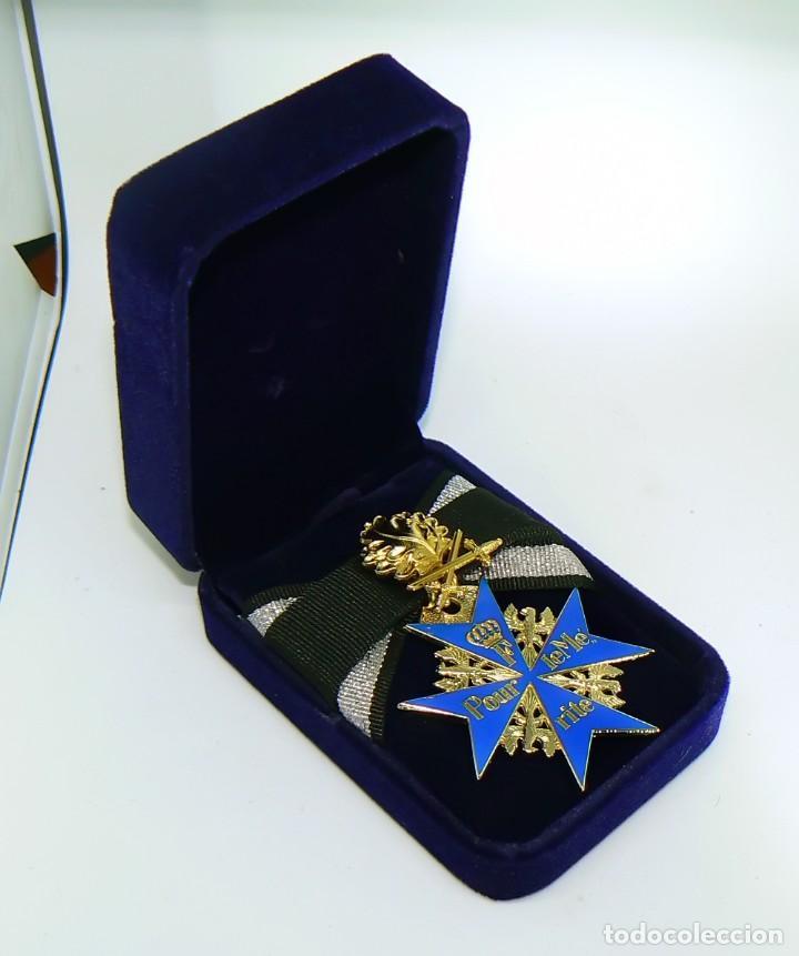 Militaria: Pour le Mérite.Blauer Max,medalla - Foto 11 - 193856767