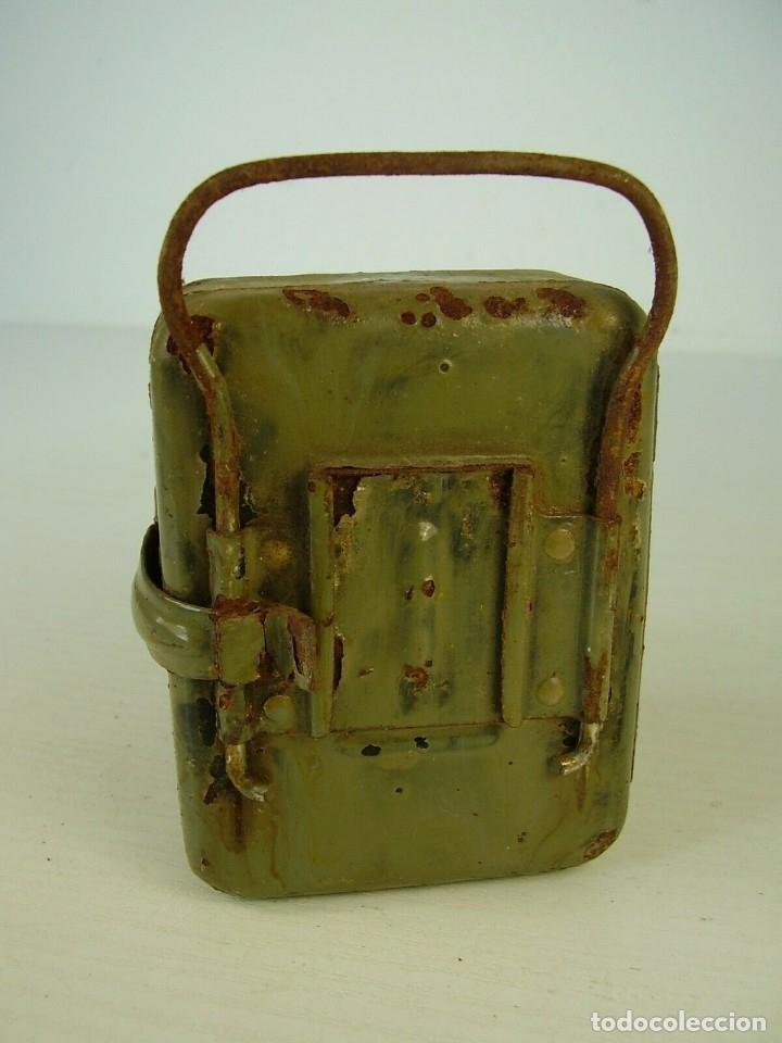 Militaria: Linterna. I Guerra Mundial - Foto 4 - 173476212