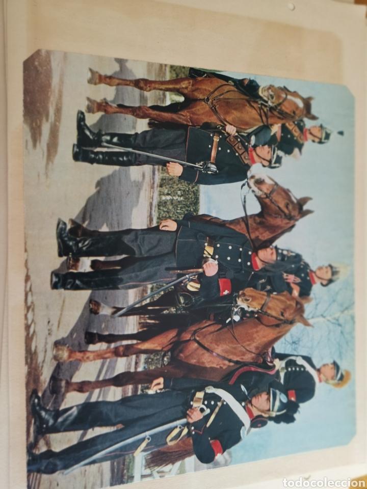 Militaria: 14 hojas de Álbum con recortes militares de Periódicos de la primera Guerra Mundial - Foto 16 - 176911850