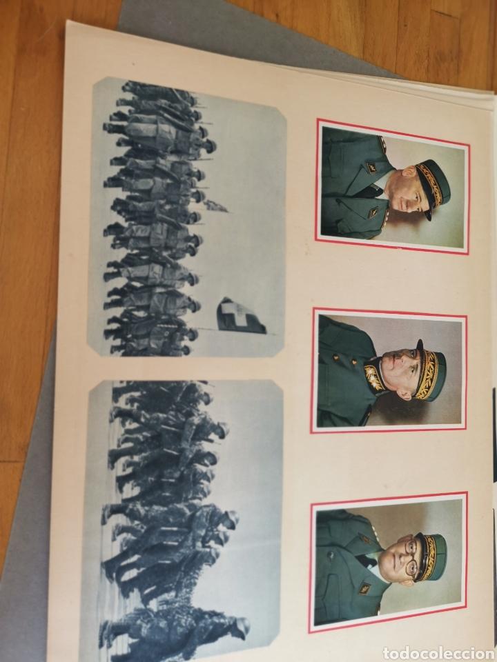 Militaria: 14 hojas de Álbum con recortes militares de Periódicos de la primera Guerra Mundial - Foto 17 - 176911850