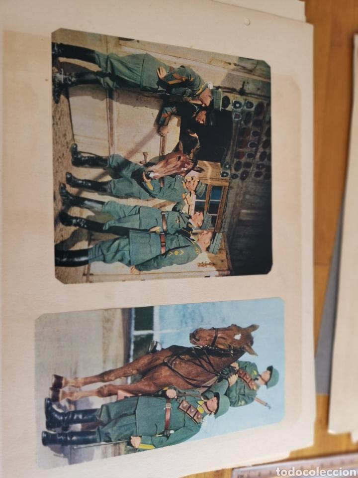 Militaria: 14 hojas de Álbum con recortes militares de Periódicos de la primera Guerra Mundial - Foto 18 - 176911850