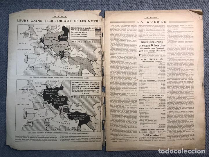 Militaria: MILITAR, 1a. Guerra Mundial. Periodico frances LE MIROIR. No.138, 16 de Julio de 1916. - Foto 2 - 177427369