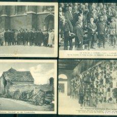 Militaria: LOTE 35 POSTALES ORIGINALES 1ª GUERRA MUNDIAL. Lote 178217198