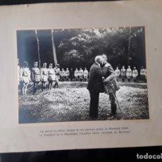 Militaria: LOTE DE RARAS FOTOGRAFIAS ORIGINALES I GUERRA MUNDIAL.. Lote 178682930