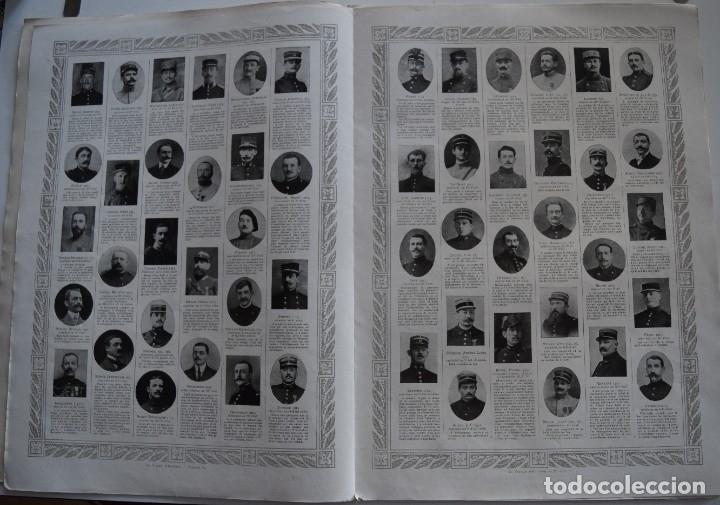 Militaria: LOTE TRES NÚMEROS L´ILLUSTRATION JOURNAL UNIVERSEL DEL AÑO 1915 CON NUMEROSA INFORMACIÓN GRÁFICA - Foto 6 - 179093725