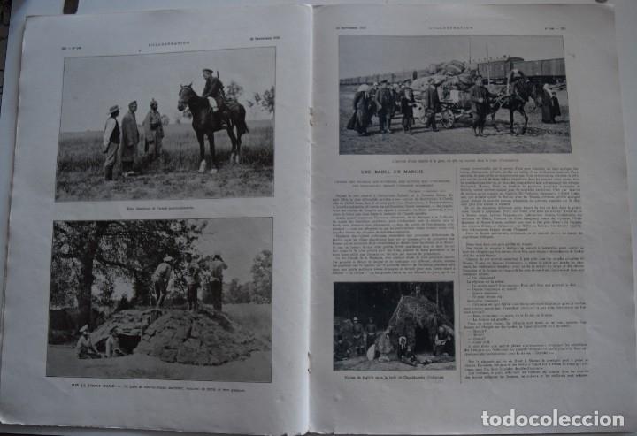 Militaria: LOTE TRES NÚMEROS L´ILLUSTRATION JOURNAL UNIVERSEL DEL AÑO 1915 CON NUMEROSA INFORMACIÓN GRÁFICA - Foto 7 - 179093725
