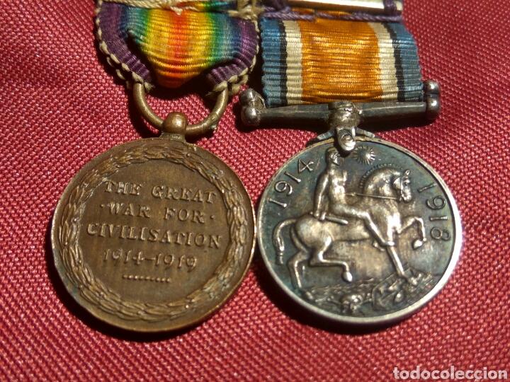 Militaria: PASADOR PRIMERA GUERRA MUNDIAL - Foto 4 - 182539101