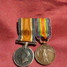 Militaria: PASADOR PRIMERA GUERRA MUNDIAL. Lote 182539101