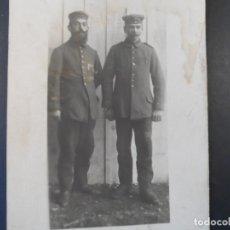 Militaria: SOLDADOS IMPERIALES CON MARCA EN EL UNIFORME P C . II REICH. AÑOS 1914-18. Lote 183932952