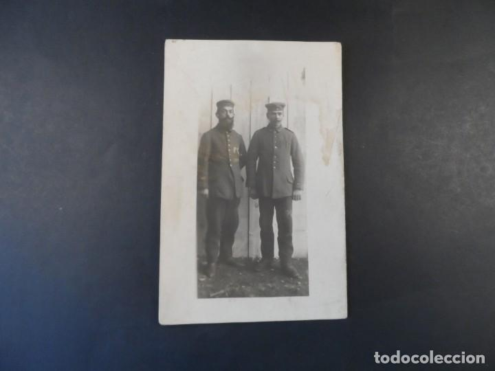 Militaria: SOLDADOS IMPERIALES CON MARCA EN EL UNIFORME P C . II REICH. AÑOS 1914-18 - Foto 2 - 183932952