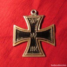 Militaria: CRUZ DE CABALLERO DE LA CRUZ DE HIERRO DE 1ª GUERRA MUNDIAL, CONDECORACION, MEDALLA, 1ª G.M. 1914/18. Lote 188815528