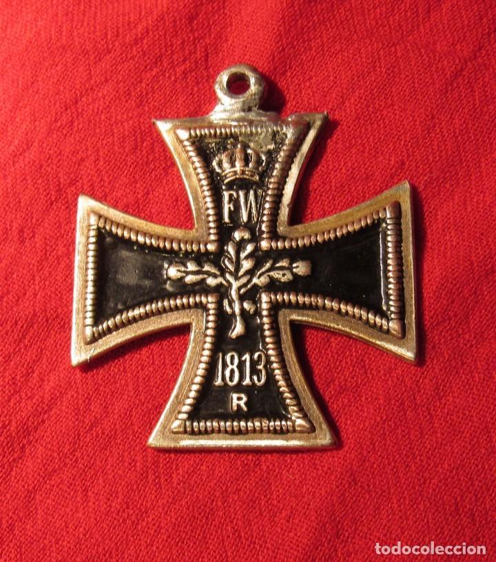 Militaria: CRUZ DE CABALLERO DE LA CRUZ DE HIERRO DE 1ª GUERRA MUNDIAL, CONDECORACION, MEDALLA, 1ª G.M. 1914/18 - Foto 2 - 188815528