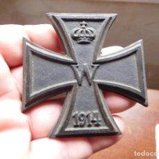 Militaria: CRUZ DE HIERRO WW1 ORIGINAL EK . Lote 191699071