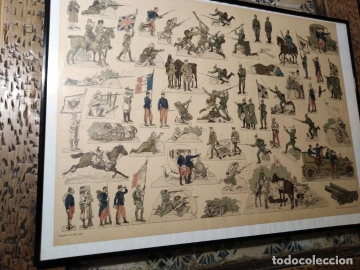 Militaria: Primera guerra mundial impresión de uniformes militares - Foto 4 - 192761611