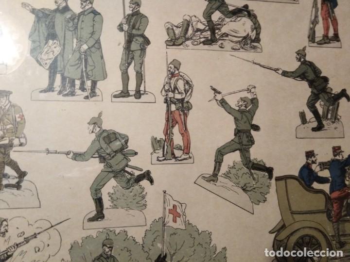 Militaria: Primera guerra mundial impresión de uniformes militares - Foto 7 - 192761611