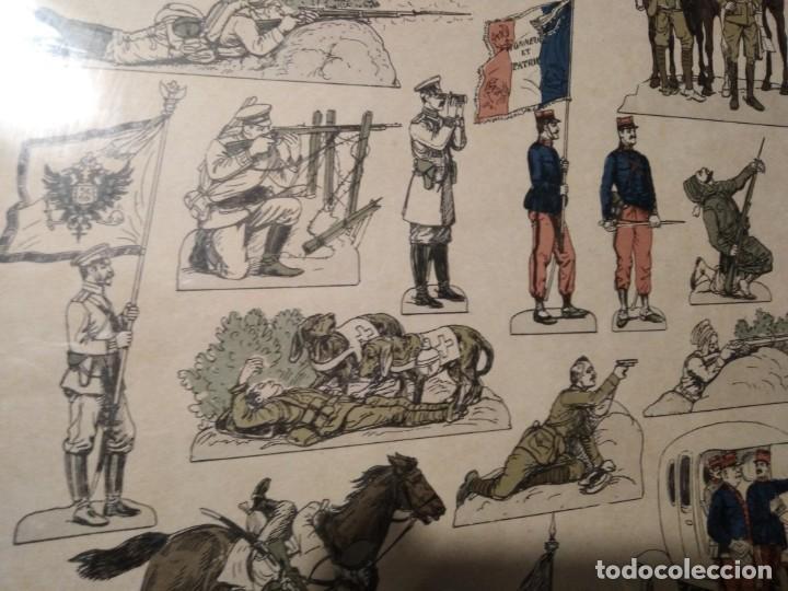 Militaria: Primera guerra mundial impresión de uniformes militares - Foto 11 - 192761611