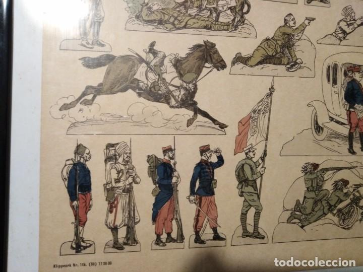 Militaria: Primera guerra mundial impresión de uniformes militares - Foto 14 - 192761611