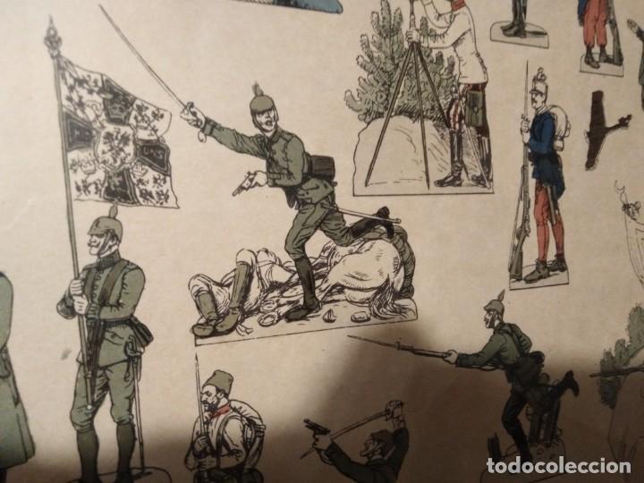 Militaria: Primera guerra mundial impresión de uniformes militares - Foto 15 - 192761611