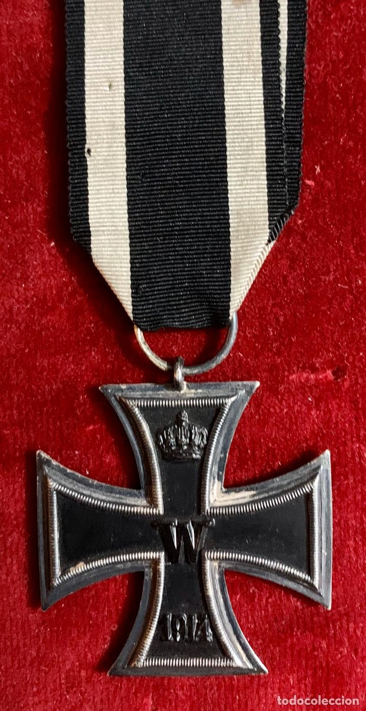 Militaria: ALEMANIA, PRUSIA, I GUERRA MUNDIAL. GRAN LOTE DE MEDALLAS E INSIGNIAS. - Foto 3 - 193849542