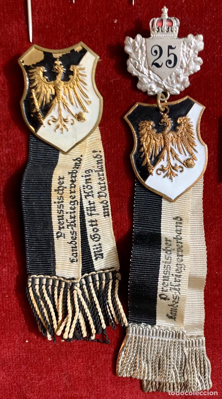 Militaria: ALEMANIA, PRUSIA, I GUERRA MUNDIAL. GRAN LOTE DE MEDALLAS E INSIGNIAS. - Foto 4 - 193849542