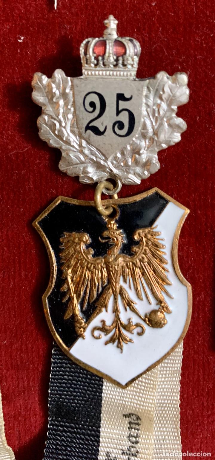 Militaria: ALEMANIA, PRUSIA, I GUERRA MUNDIAL. GRAN LOTE DE MEDALLAS E INSIGNIAS. - Foto 5 - 193849542