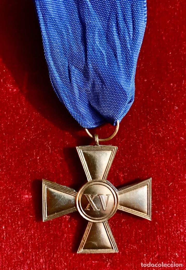 Militaria: ALEMANIA, PRUSIA, I GUERRA MUNDIAL. GRAN LOTE DE MEDALLAS E INSIGNIAS. - Foto 11 - 193849542