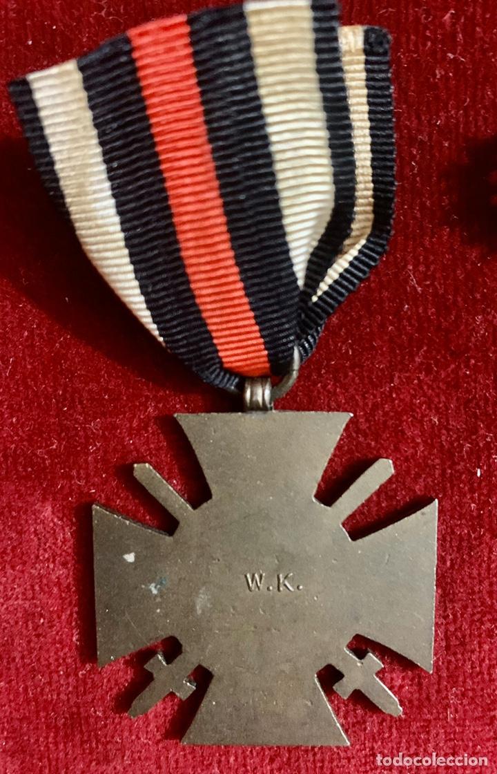 Militaria: ALEMANIA, PRUSIA, I GUERRA MUNDIAL. GRAN LOTE DE MEDALLAS E INSIGNIAS. - Foto 16 - 193849542
