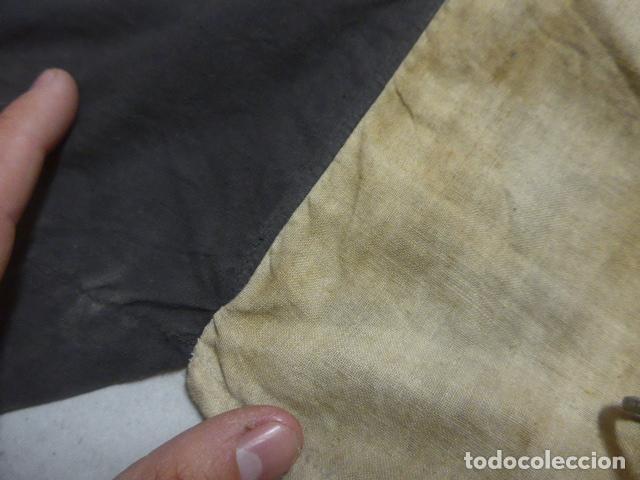 Militaria: Antigua gigantesca bandera alemana de organismo oficial de 1a guerra mundial, original, alemania. - Foto 10 - 196387206