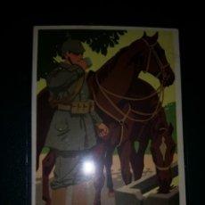 Militaria: POSTAL WWI ALEMANIA FELDPOST. Lote 198237281