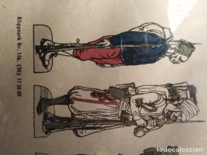 Militaria: Primera guerra mundial impresión de uniformes militares - Foto 16 - 192761611
