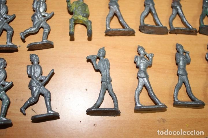 Militaria: lote soldados de plomo primera guerra mundial - Foto 2 - 201167562