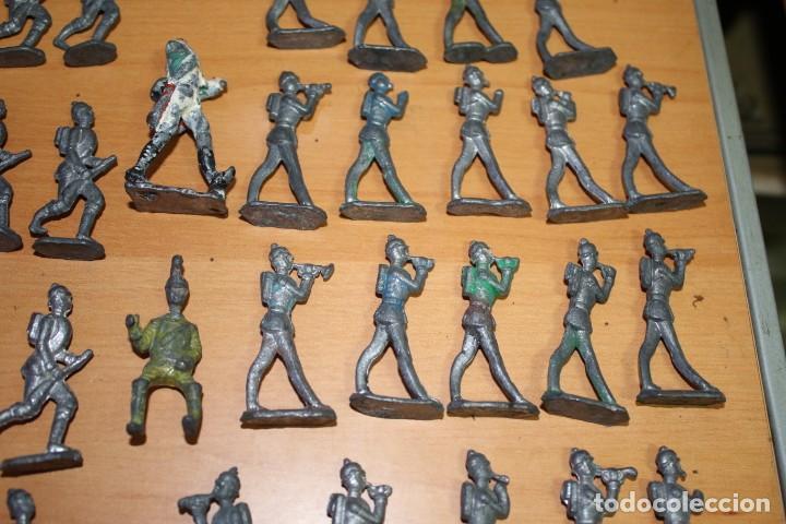 Militaria: lote soldados de plomo primera guerra mundial - Foto 3 - 201167562