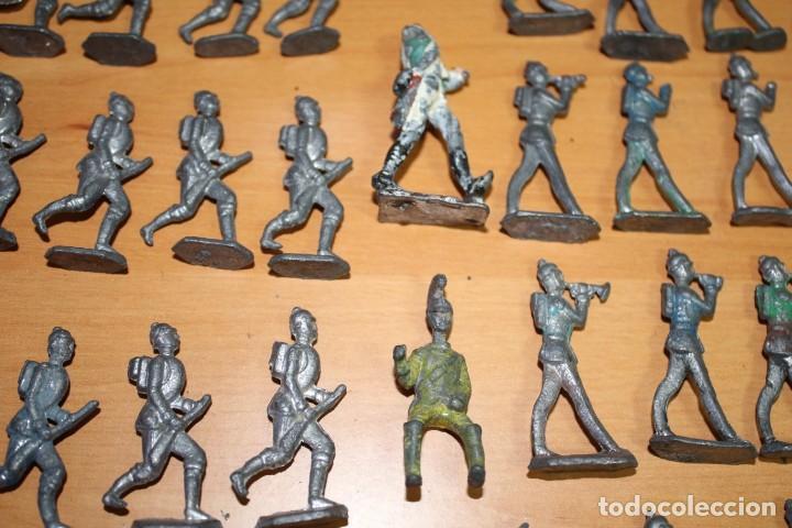 Militaria: lote soldados de plomo primera guerra mundial - Foto 4 - 201167562