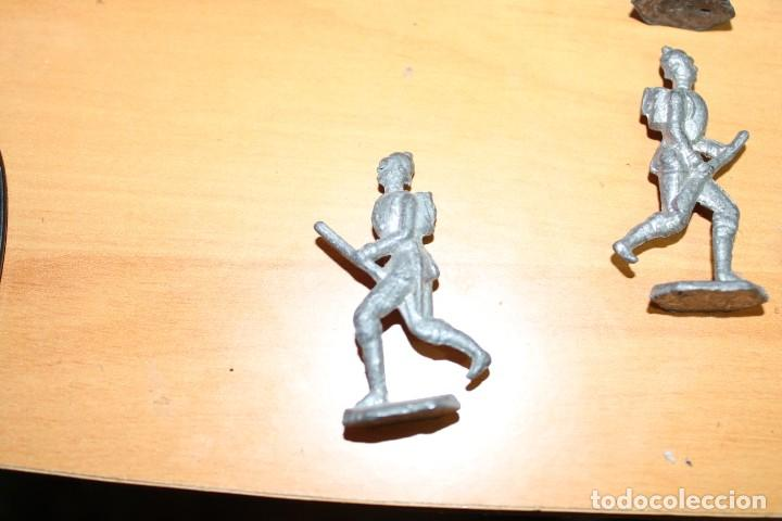 Militaria: lote soldados de plomo primera guerra mundial - Foto 5 - 201167562