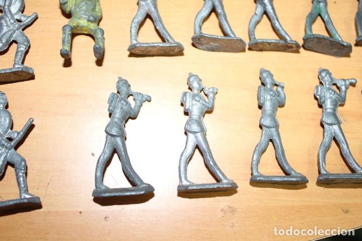Militaria: lote soldados de plomo primera guerra mundial - Foto 6 - 201167562