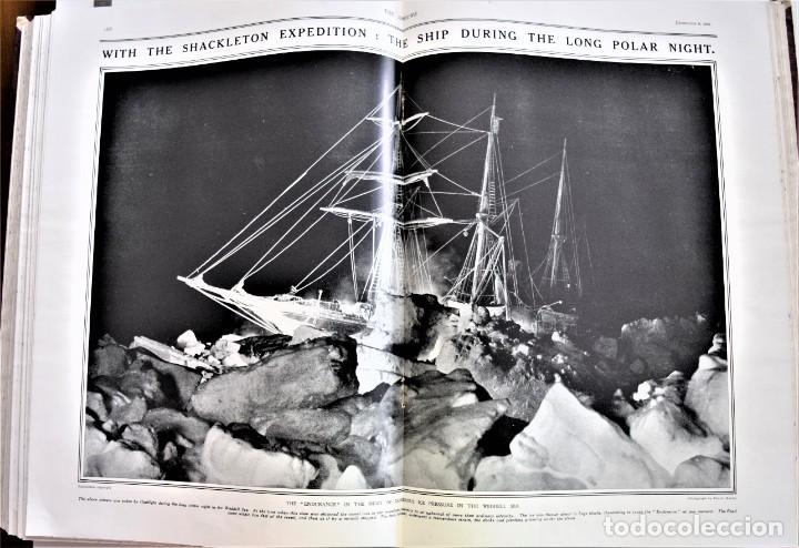 Militaria: THE SPHERE - TOMO CON LOS MESES DE OCTUBRE, NOVIEMBRE Y DICIEMBRE 1916 + ESPECIAL CHRISTMAS - Foto 16 - 204672278
